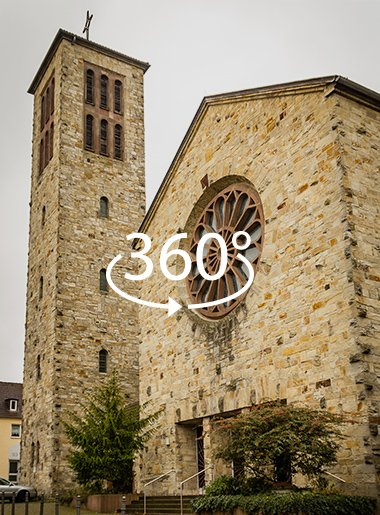 Kommunion in Paderborn