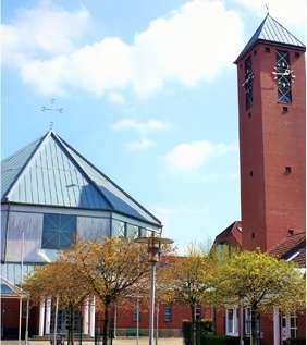 St. Hedwig Kirche