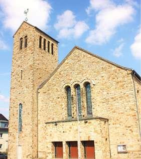St. Meinolf Kirche