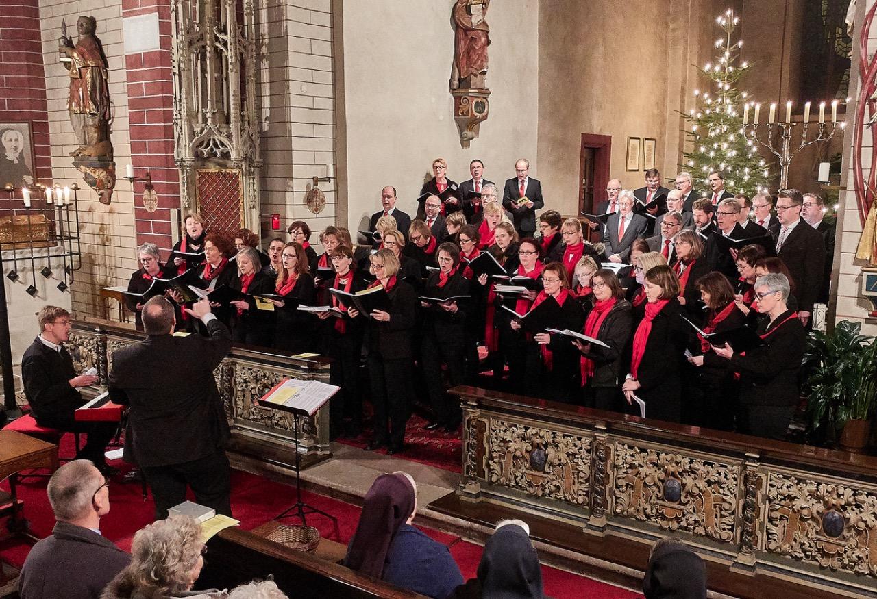 Glanzvoller Abschluss der Weihnachtszeit in der Busdorfkirche